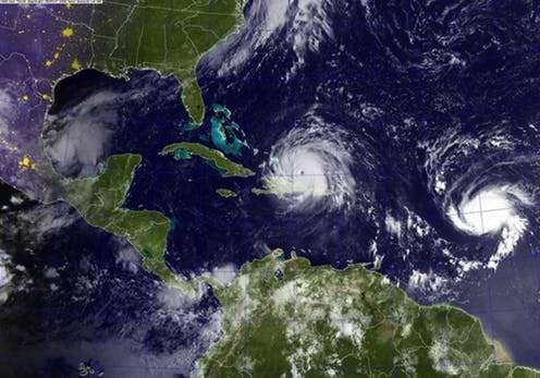 MET Office Says Hurricane Season Could Be Prolonged Due to Climate Change