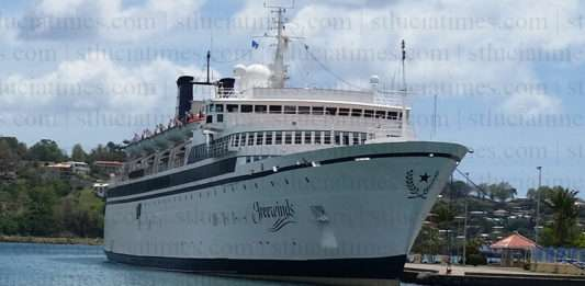 St. Lucia Quarantines Cruise Ship Over Measles Case