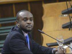 Myrie Says He Was 'Just a Courier' In Testy Parliamentary Exchange Over Petrojam Scandal
