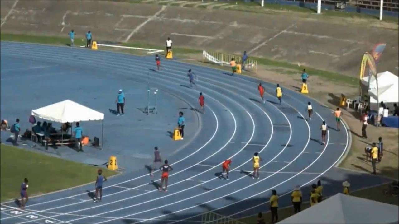 Spaulding Says INSPORTS Primary School Track and Field Championships Was Chaotic
