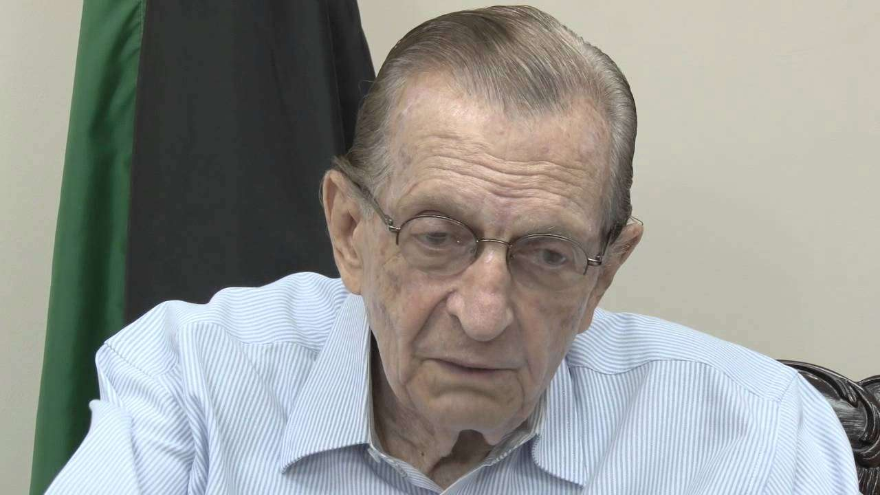 Edward Seaga Hospitalized in the United States