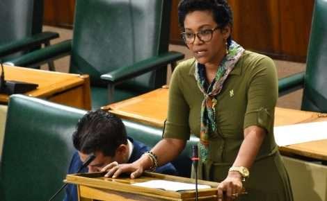 Senator Longmore Wants An End to Violence Against Children