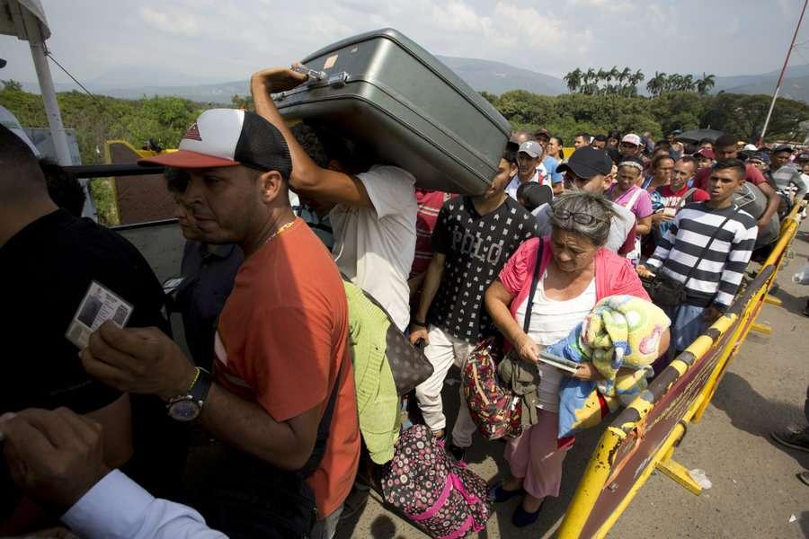 Winds of Xenophobia Facing Trinidad As Venezuelans Flee Turmoil At Home