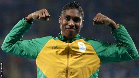 Semenya Cleared To Compete for Now