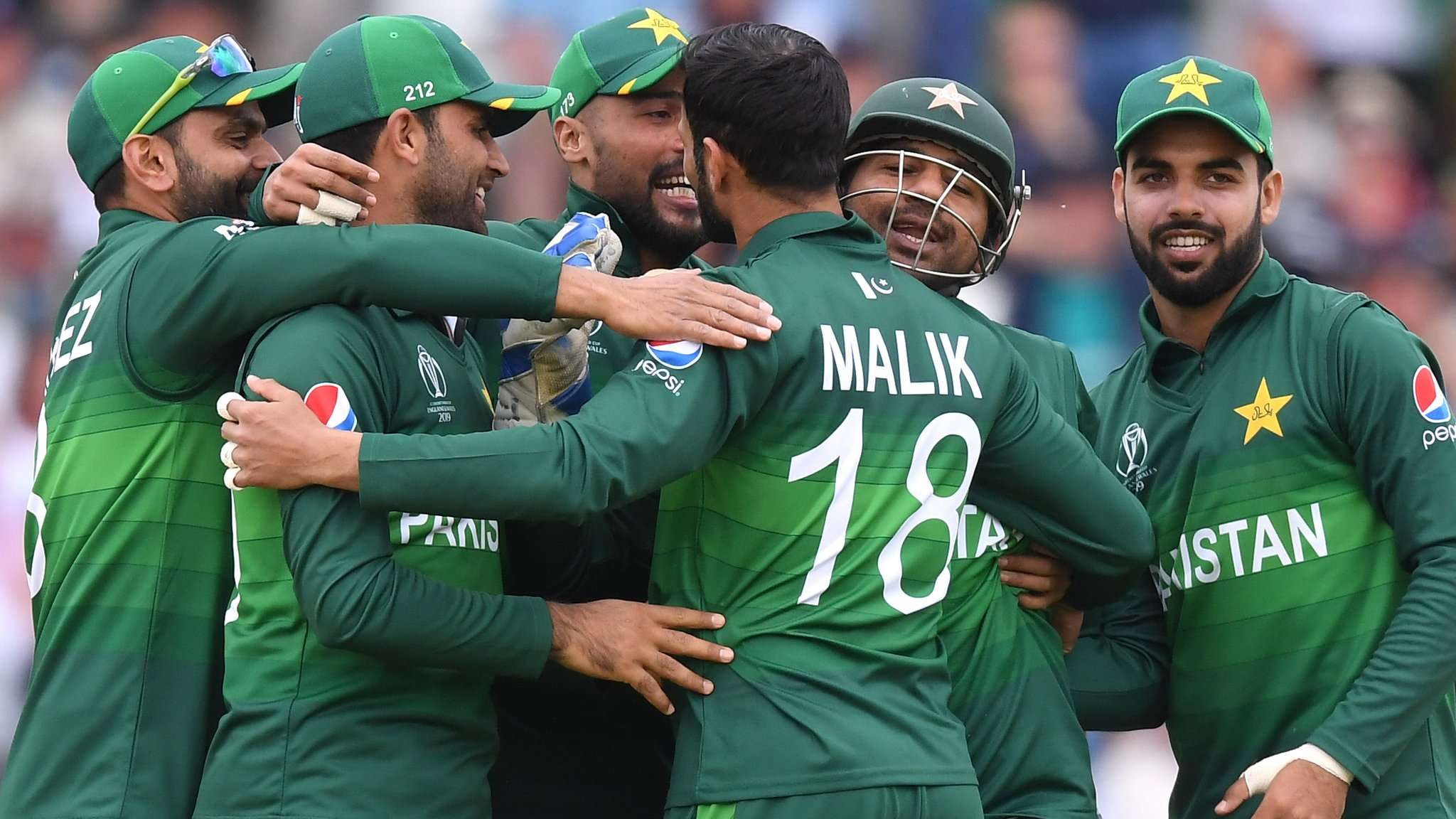 Cricket World Cup: Pakistan Stuns England