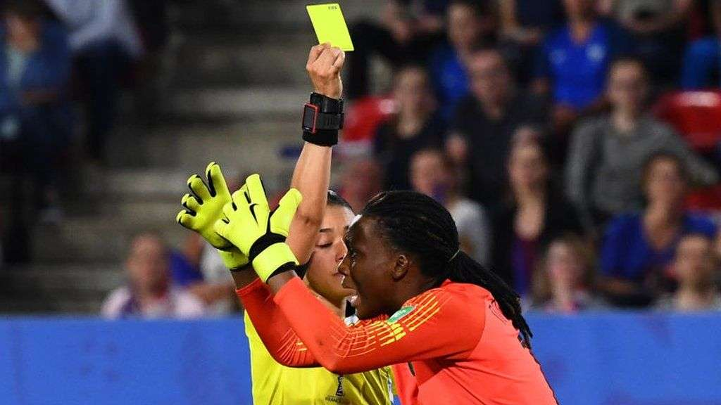 Women's World Cup: Fifa Suspends Encroachment Rule for Penalty Shoot-outs