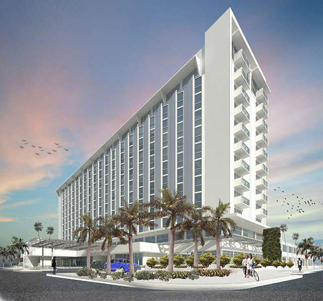 Hilton Announces 1st  Property In Jamaica With 168-room Property On Kingston Waterfront
