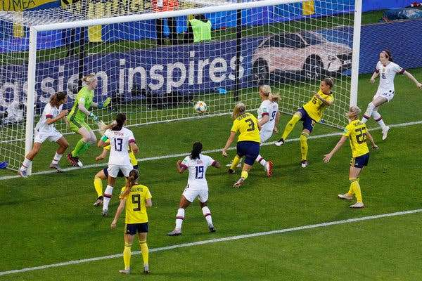 Women's World Cup: USA Tops Group F with 100% Win Record