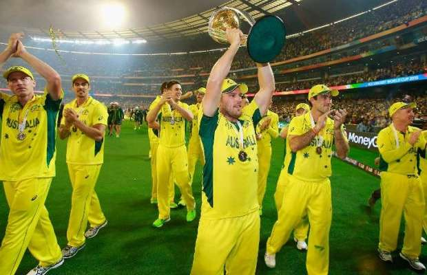 ICC Cricket World Cup: Australia First Team To Qualify for Semi-final