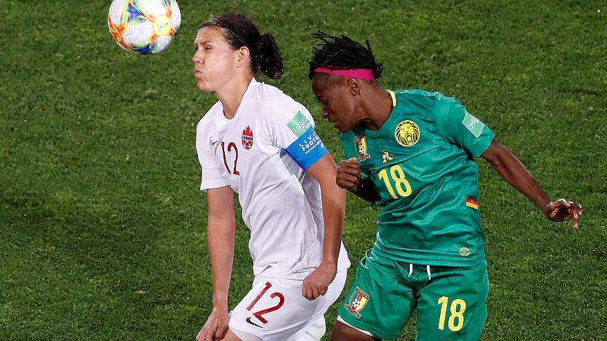 Women's World Cup: Canada Beat Cameroon 1-0