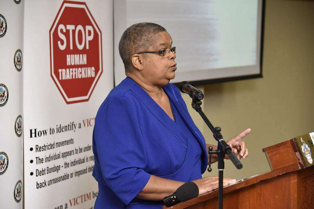 "Jamaica's Ranking In 2019 Trafficking In Persons Report ""Unfair"" – Palmer"