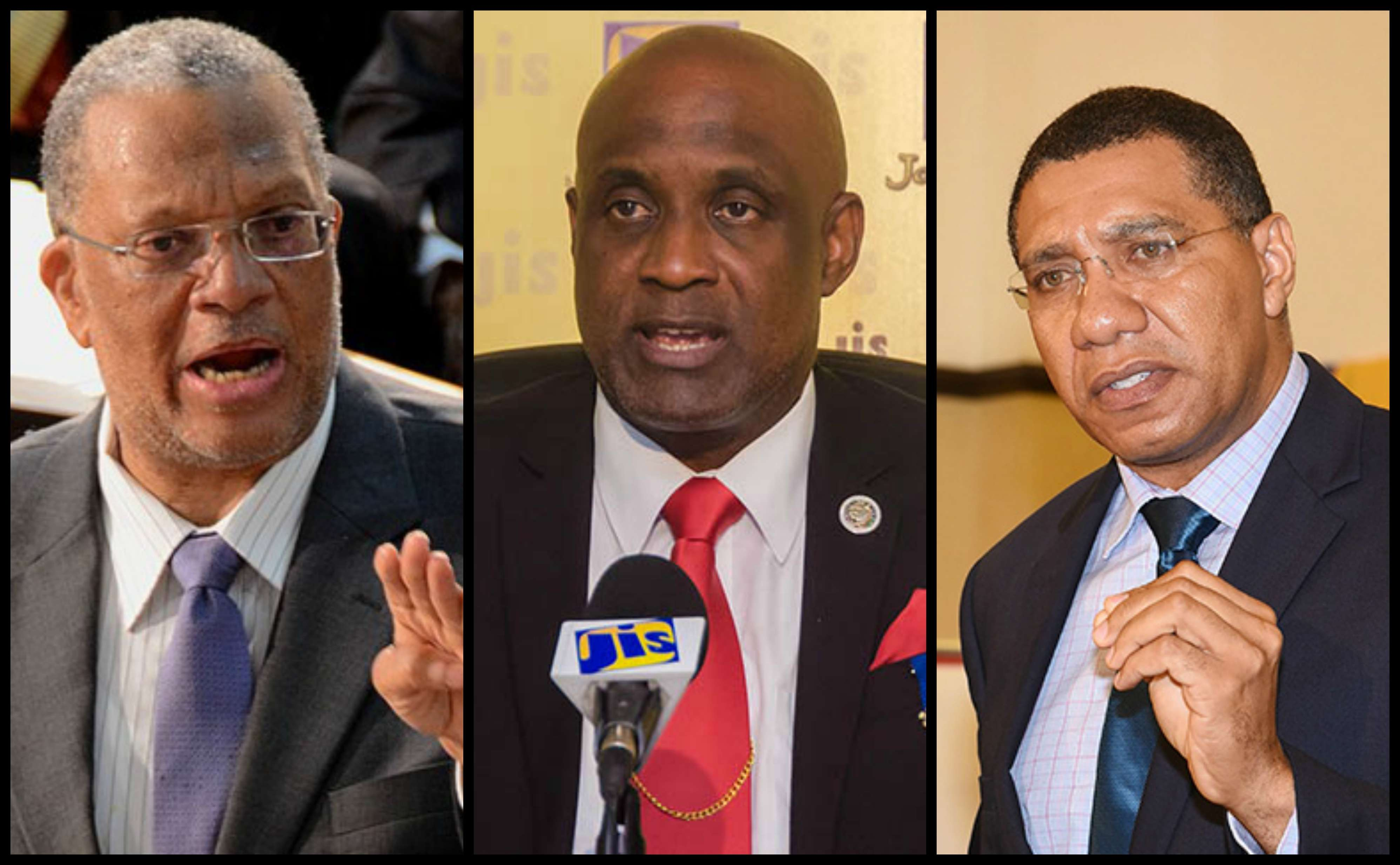 Phillips Wants Holness To Order CMU To Hand Over Documents To The Police