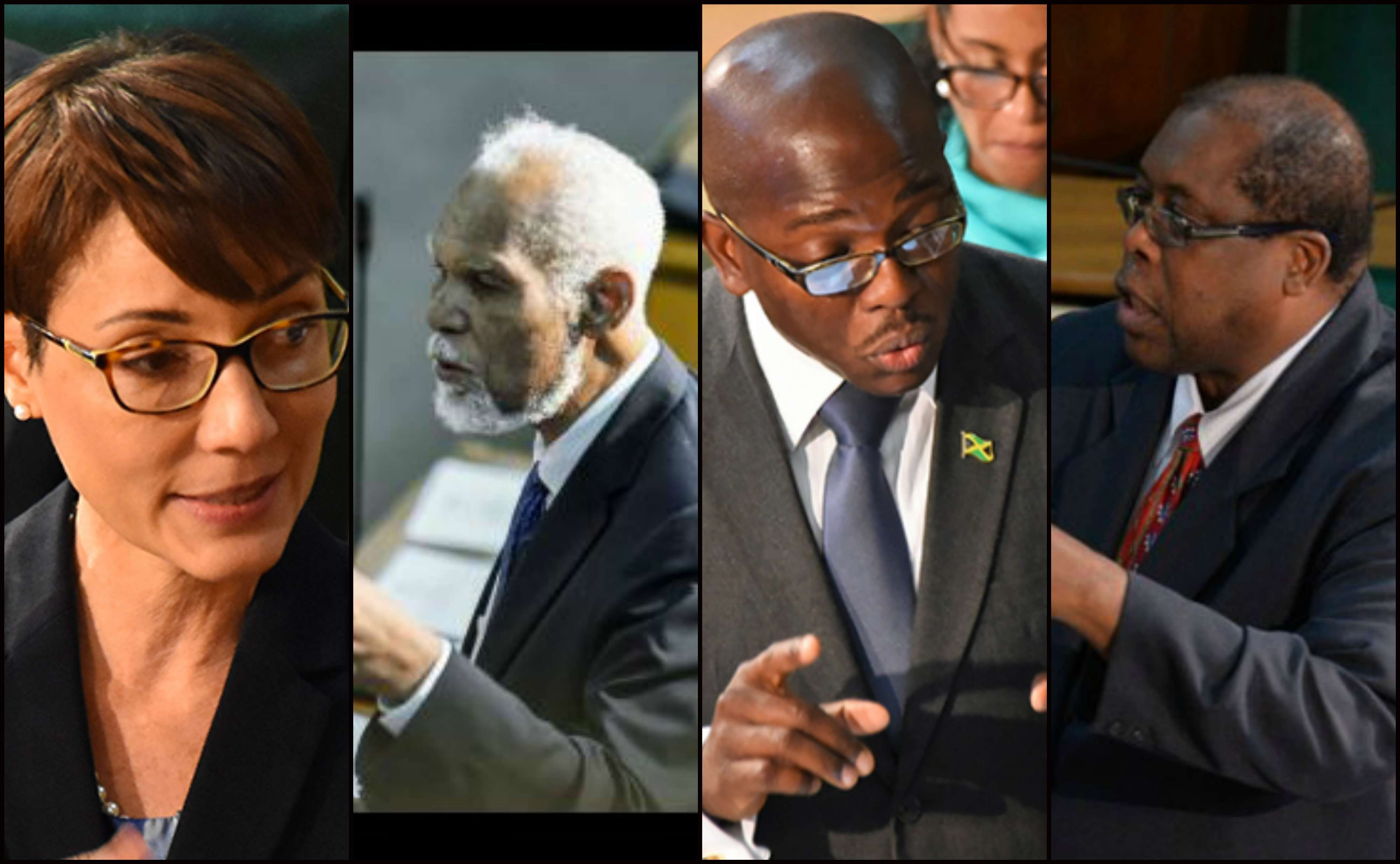 Lawmakers Clash After Brown Accuses Govt Of 'Selling Out' J'can Fishermen