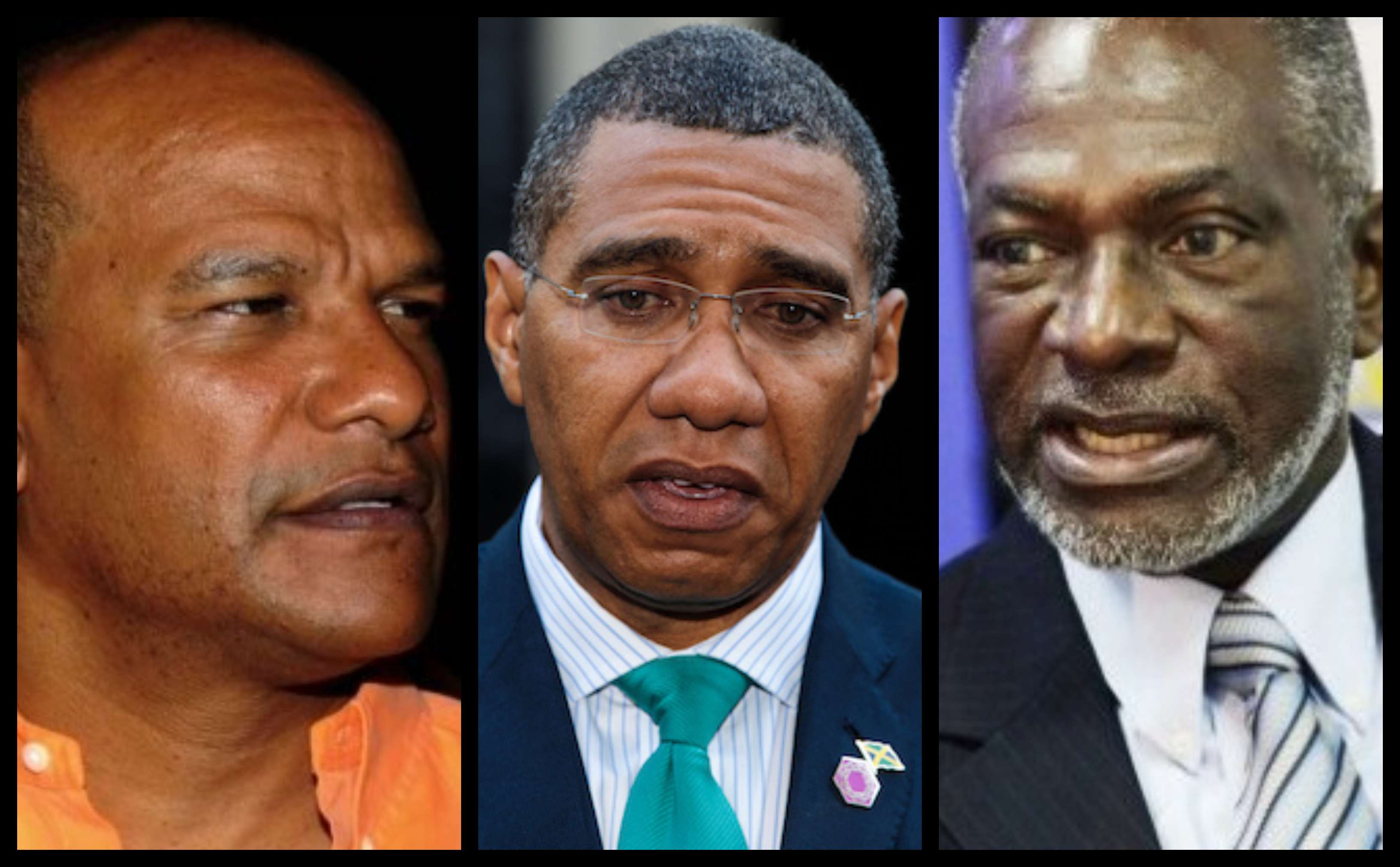 Anderson Mum On Important Holness vs Bunting Poll Result
