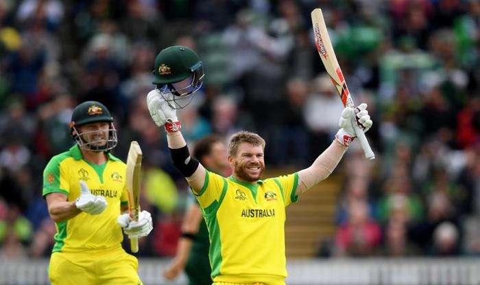 ICC Cricket World Cup:  Warner Century Downs Pakistan