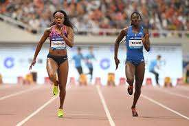 Thompson Runs 10.89s To Win 100m At Rome Diamond League Meet