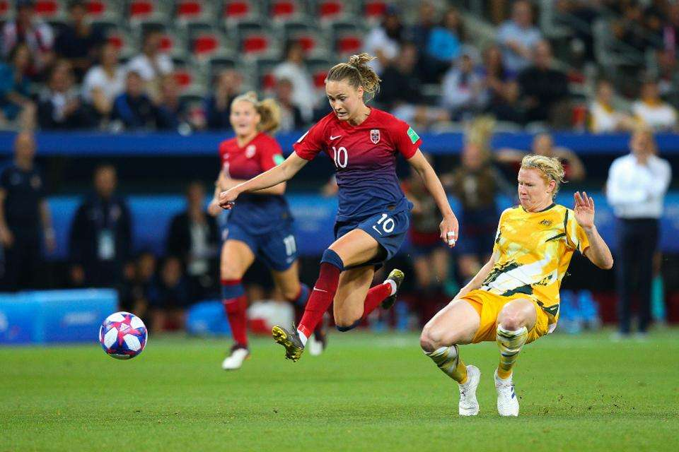 Women's World Cup: England Faces Norway In First Quarter-Final Match