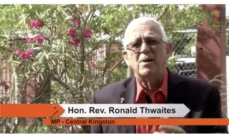 """Watch: Thwaites Announces Support for Bunting, Calling For """"New Beginning"""" In PNP"""