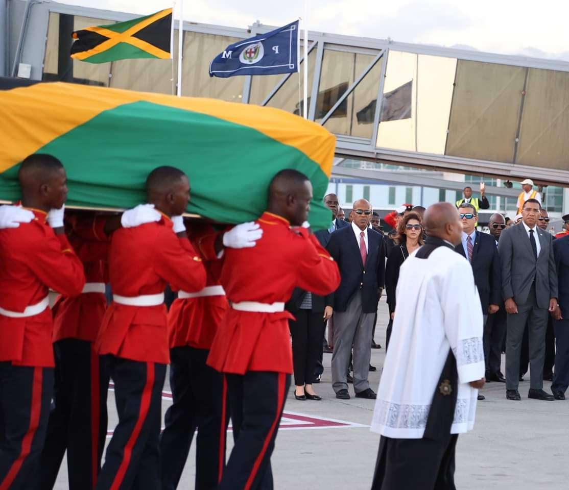 Preparations For  Seaga's State Funeral Underway