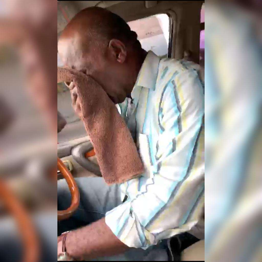 Police Launches Investigation Into Pepper-Spraying of Retired Superintendent Caught On Video