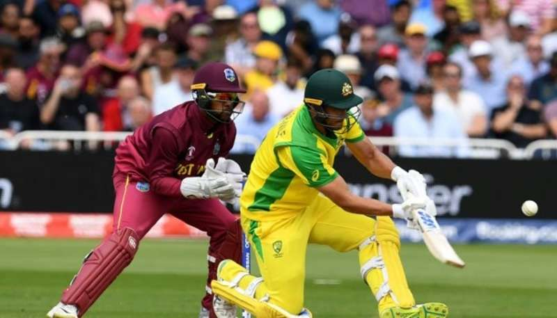 Australia Beat West Indies By 15 Runs in World Cup