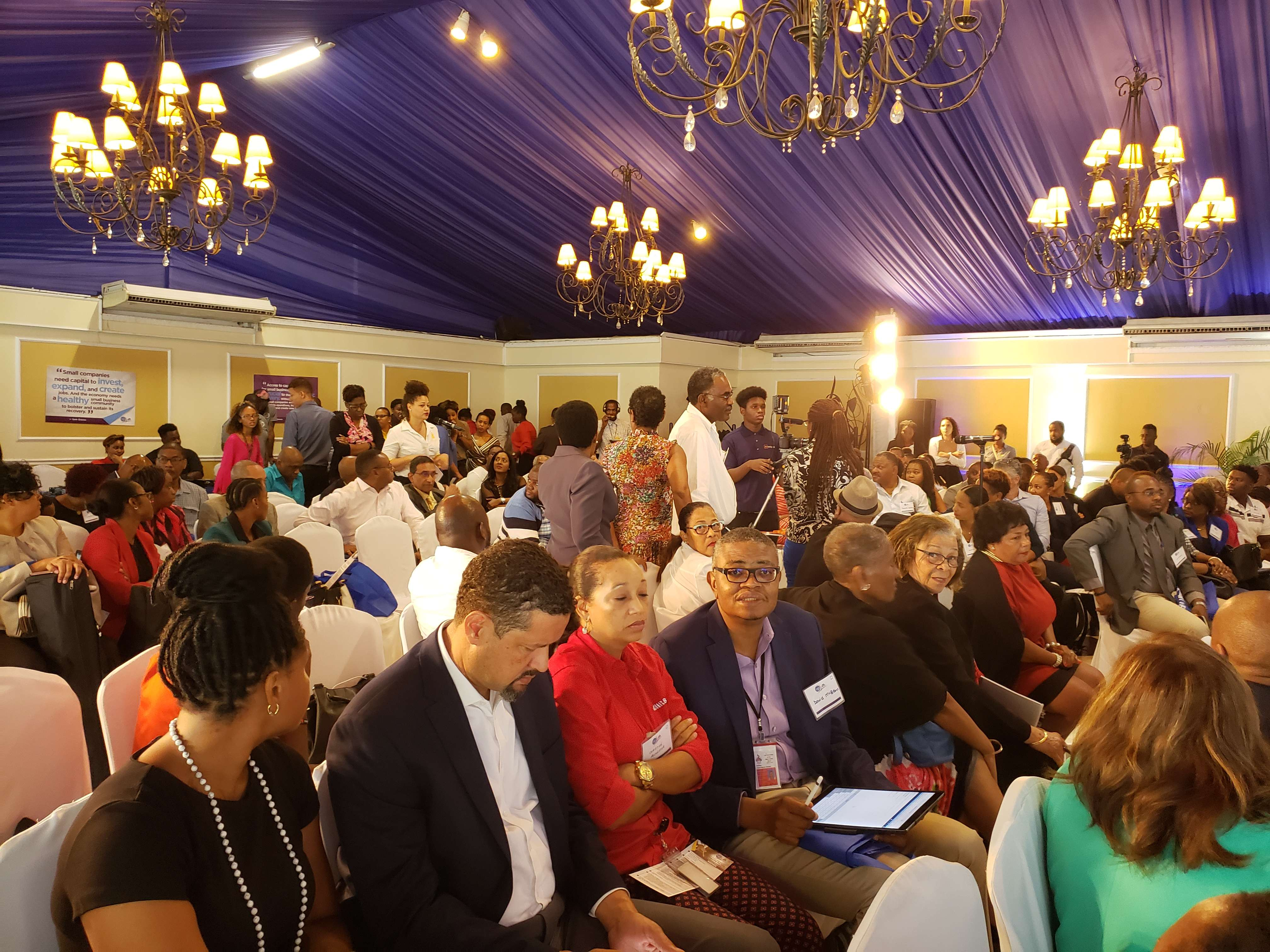 Tempers Flare During Launch of Groundbreaking MSME Initiative, Bankers Confronted