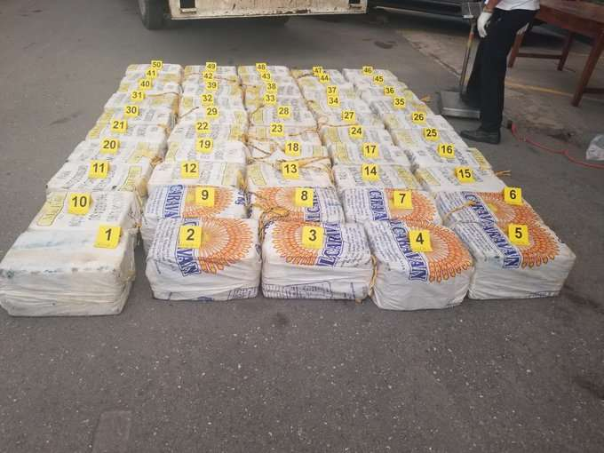 Police Seize $4.5 Billion Worth Of Drugs In St. Thomas
