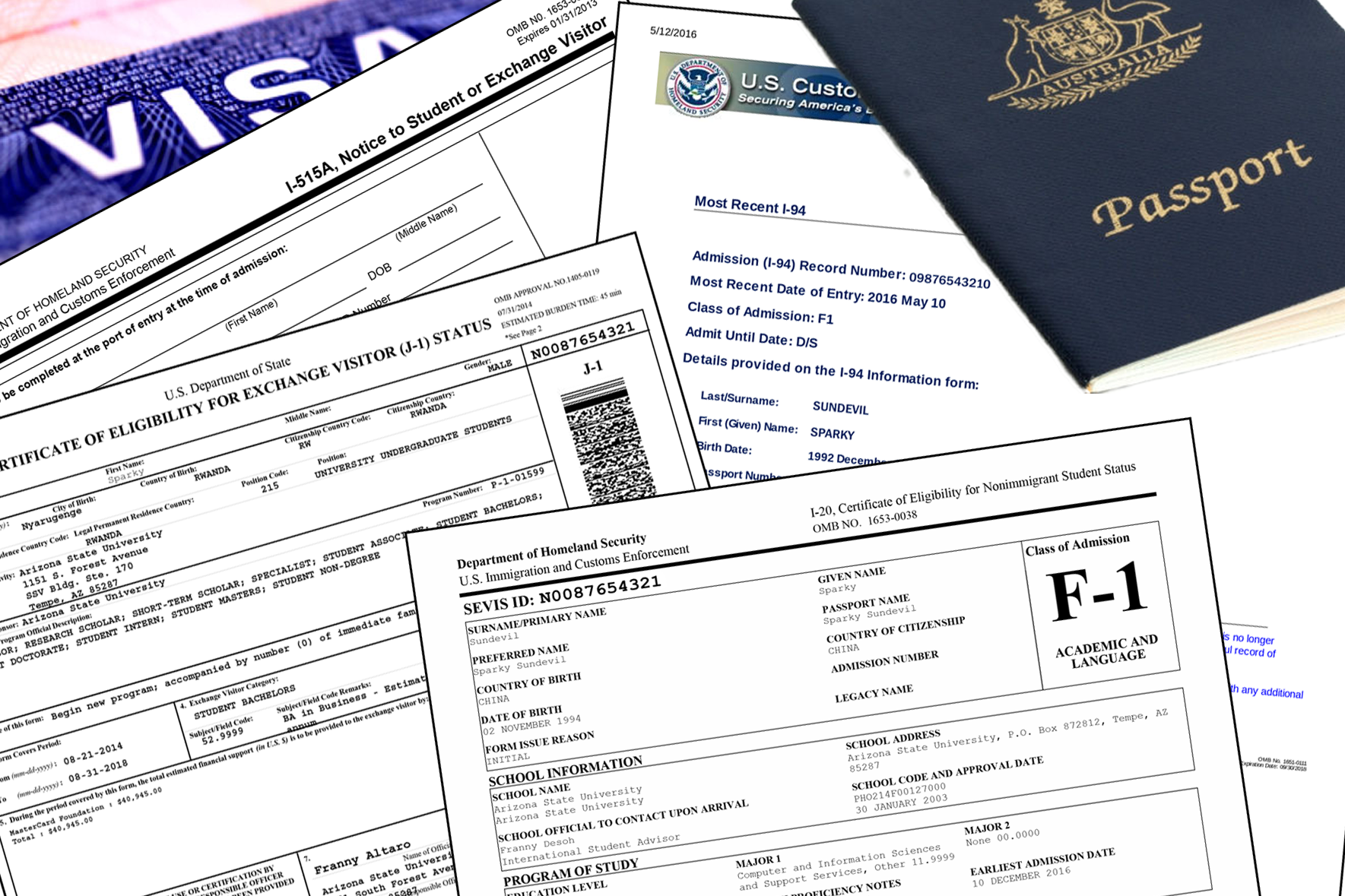 'Travel With Your Documents'- Migrants Warned To Safeguard Against Expedited Deportation
