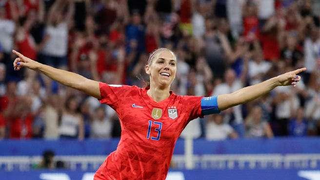 Women's World Cup: USA Beats England, 2-1, to Reach  Final