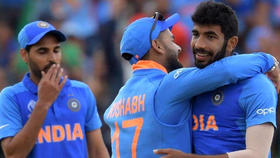 ICC Cricket World Cup: India Into Semi-finals