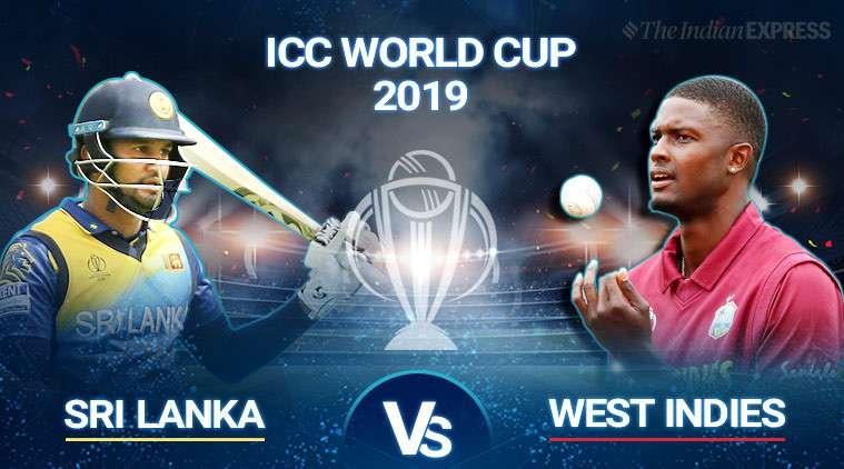ICC Cricket World Cup: Sri Lanka Defeat West Indies by 23-runs