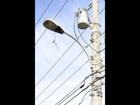 Islandwide Street Light Audit Underway