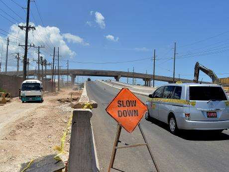 Section Of Spanish Town Road To Close Today