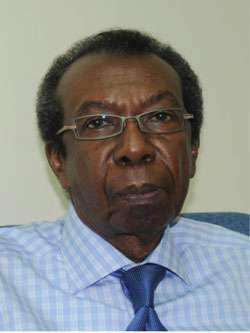 Stalwart of Jamaican Medicine, Prof. Barrie Hanchard, Has Died