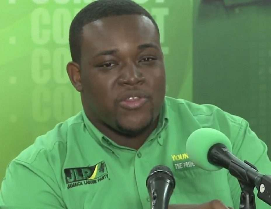 Young Jamaica Chides PNP For 'Culture of Disrespect and Racial Divisiveness'