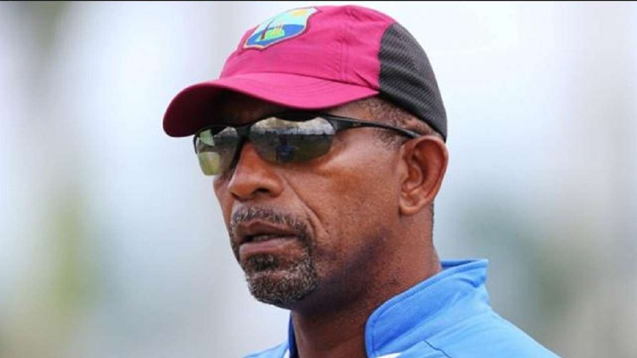 Former West Indies coach, Phil Simmons Shortlisted for India's Top Cricket Job