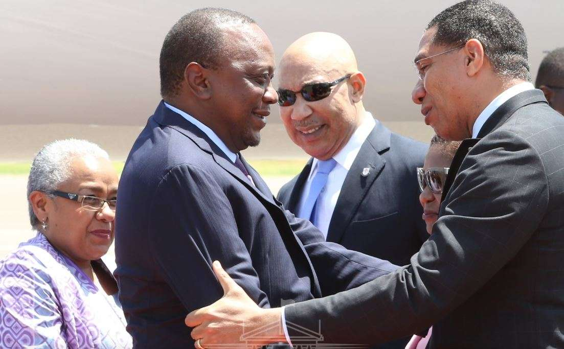 Jamaica Moves To Strengthen Economic Cooperation with Kenya – Holness