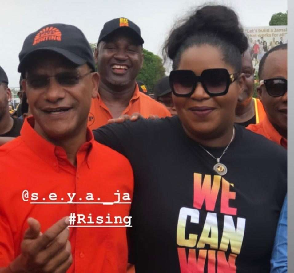 Former Phillips' Staffer Says Bunting Is The Leader PNP Deserves