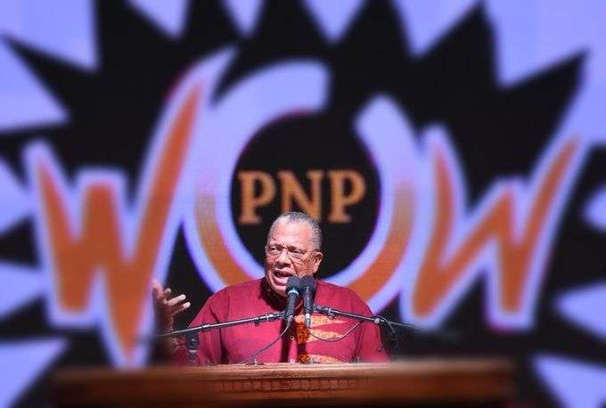 Phillips Touts Unity At Annual Conference
