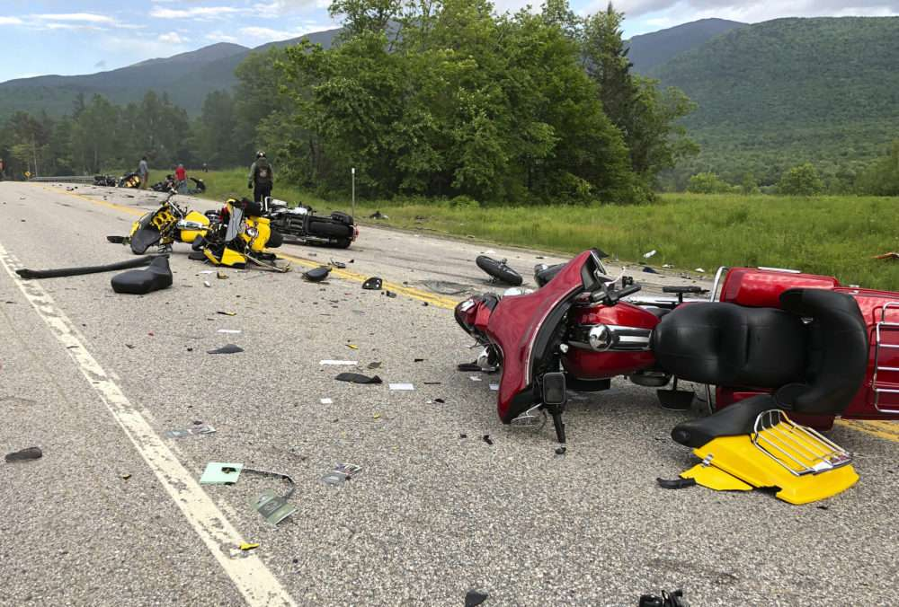 3/4 Of Motorcycle Crash Victims Were Novices, Had No License, Insurance – Research Finds