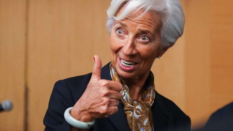 Christine Lagarde Praises Jamaica As SBA Concludes