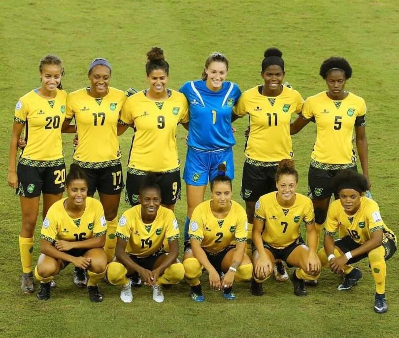 4 New Reggae Girlz To Represent Jamaica at Women's Olympic Qualifiers