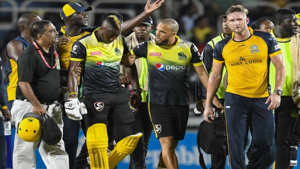 Tallawahs Suffer 3rd Straight Loss in CPL T20 League