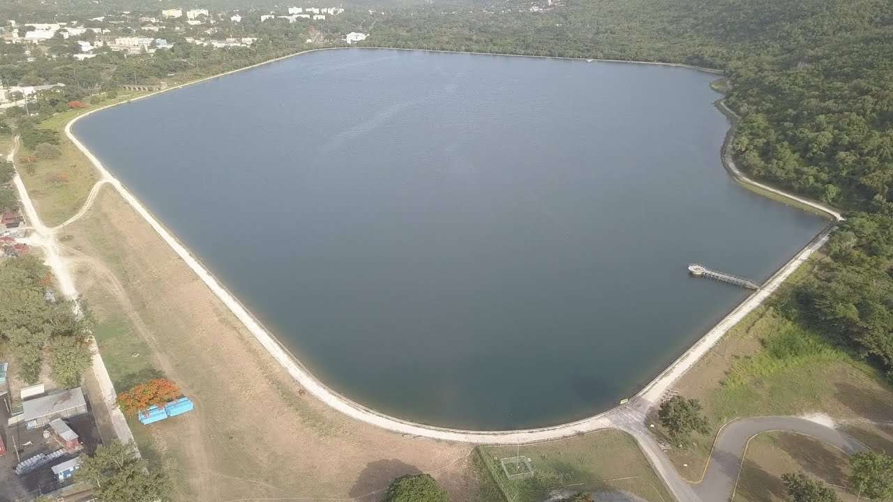 Water Levels Critically Low at Hermitage Dam & Mona Reservoir
