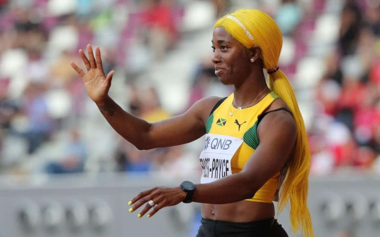 World Champion Shelly Ann Fraser Pryce Not Ruling Out Return To 200-meter Races
