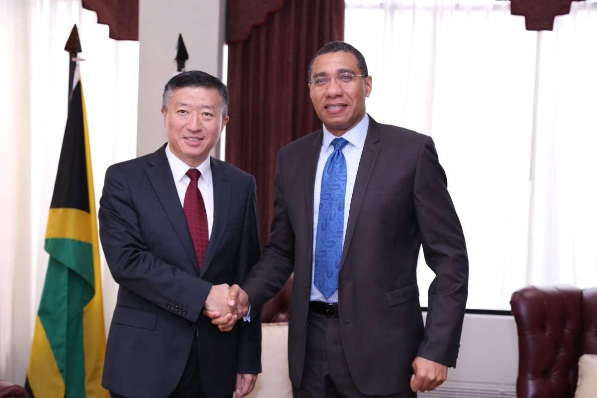 Holness To Make State Visit to China, November 2-11