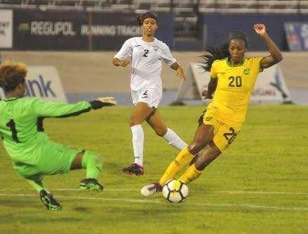 Cheyna Matthews Shines As Jamaica Hammers Cuba 12-1