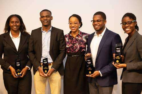 Norman Manley Law Students Win Inaugural Cyber-Security Moot Contest in Doha, Qatar