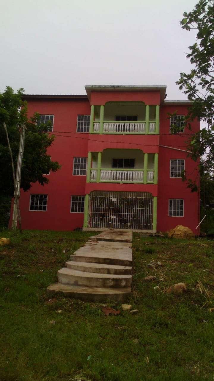 Conflict Looms Over Use & Ownership of Accompong Central Solar Reserve Bank Property