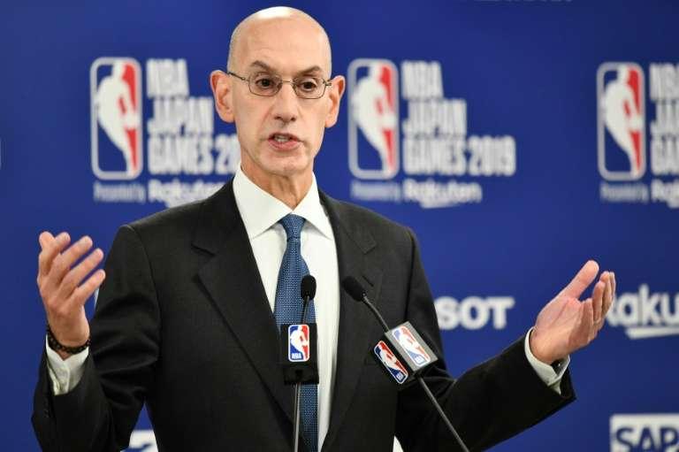 NBA Won't Apologize To China Over Hong Kong Tweet Row